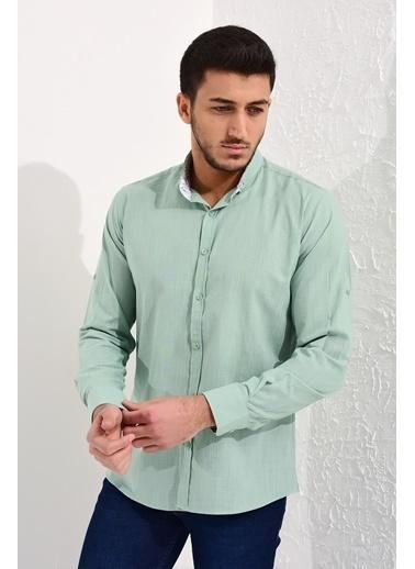 Rodi Jeans Gömlek Yeşil